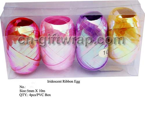 IRIDESCENT Curling ribbons