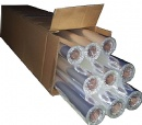 40inch X 300ft Clear cello rolls